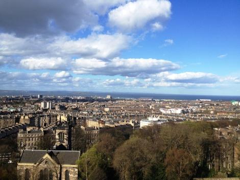 Alquilar casa en Edimburgo